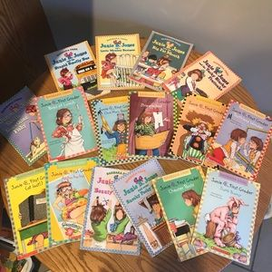 Kids Literacy Chapter Book Lot of 34